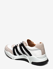 Billi Bi - Sport 4280 - sneakers med lav ankel - beige/white/black comb. 720 - 2