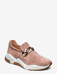 Billi Bi - Sport 4281 - slip-on sneakers - nude babysilk/gold 558 - 0