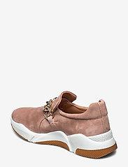 Billi Bi - Sport 4281 - slip-on sneakers - nude babysilk/gold 558 - 2