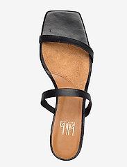 Billi Bi - Sandals 4480 - mules & slipins - black nappa 70 - 3