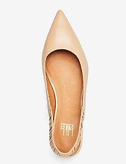 Billi Bi - Shoes 4512 - sling backs - beige 5845 nappa 72 - 3