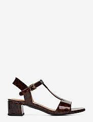 Billi Bi - Sandals 4606 - høyhælte sandaler - coated leo 942 - 1