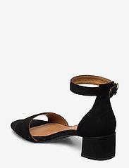 Billi Bi - Sandals 4607 - høyhælte sandaler - black suede 50 - 2