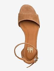 Billi Bi - Sandals 4607 - høyhælte sandaler - cuoio suede 55 - 3