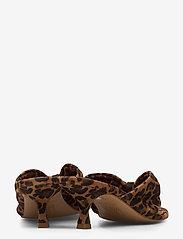 Billi Bi - Sandals 4614 - mules & slipins - jaguar cuoio suede 543 - 4