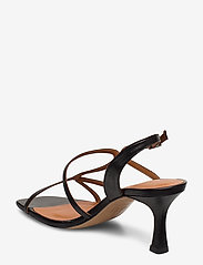 Billi Bi - Sandals 4622 - høyhælte sandaler - black nappa 70 - 2
