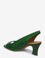 Billi Bi - Sandals 4636 - peeptoes - paraiso green yango 16 - 2
