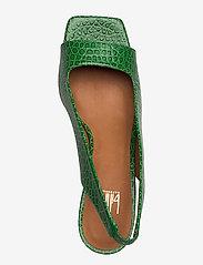 Billi Bi - Sandals 4636 - peeptoes - paraiso green yango 16 - 3