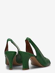 Billi Bi - Sandals 4636 - peeptoes - paraiso green yango 16 - 4