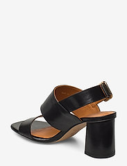 Billi Bi - Sandals 4645 - høyhælte sandaler - black calf 80 - 2