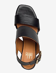 Billi Bi - Sandals 4645 - høyhælte sandaler - black calf 80 - 3