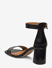 Billi Bi - Sandals 4647 - høyhælte sandaler - black calf 80 - 2