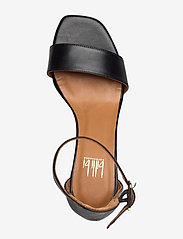 Billi Bi - Sandals 4647 - høyhælte sandaler - black calf 80 - 3