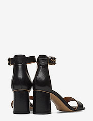 Billi Bi - Sandals 4647 - høyhælte sandaler - black calf 80 - 4