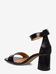 Billi Bi - Sandals 4647 - høyhælte sandaler - black monterey croco 20 - 2