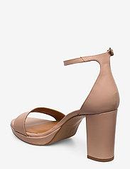 Billi Bi - Sandals 4671 - høyhælte sandaler - rose cipris calf 88 - 2