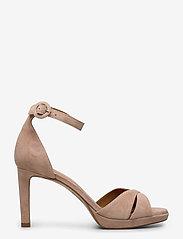 Billi Bi - Sandals 4677 - høyhælte sandaler - rose suede 58 - 1