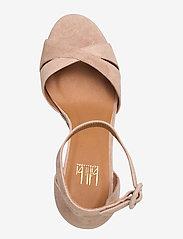 Billi Bi - Sandals 4677 - høyhælte sandaler - rose suede 58 - 3