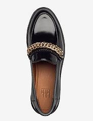 Billi Bi - Shoes 4710 - mokasyny - black polido/gold  900 - 3