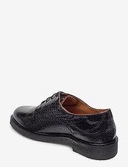 Billi Bi - Shoes 4717 - snøresko - black yango 10 - 2