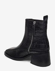 Billi Bi - Boots 4813 - enkellaarsjes met hak - black comb. 830 x - 2