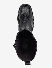 Billi Bi - Boots 4814 - enkellaarsjes met hak - black yango comb. 190 y - 3