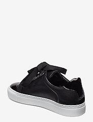 Billi Bi - Sport 4825 - sneakers med lav ankel - black patent/calf/wh. sole 283 - 2