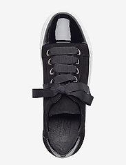 Billi Bi - Sport 4825 - sneakers med lav ankel - bl. patent/bl.sue./wh.sole 240 - 3