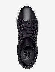 Billi Bi - Sport 4848 - sneakers med lav ankel - black nappa 70 - 3