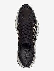 Billi Bi - Sport 4860 - sneakers med lav ankel - black/snake comb. 943 - 3