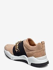 Billi Bi - Sport 4862 - sneakers med lav ankel - camel sue./gold 552 - 2