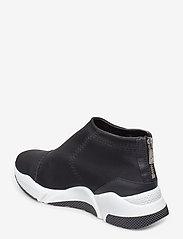 Billi Bi - Sport 4863 - slip-on sneakers - black lycra 100 - 2