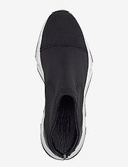 Billi Bi - Sport 4863 - slip-on sneakers - black lycra 100 - 3