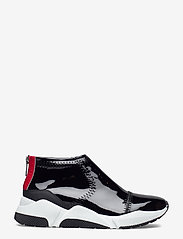 Billi Bi - Sport 4863 - slip-on sneakers - black patent 200 - 1