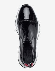 Billi Bi - Sport 4863 - slip-on sneakers - black patent 200 - 3