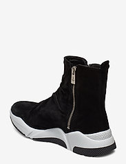 Billi Bi - Sport 4865 - sneakers med høy ankel - black babysilk suede 500 - 2