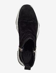 Billi Bi - Sport 4865 - sneakers med høy ankel - black babysilk suede 500 - 3