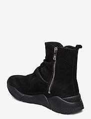 Billi Bi - Sport 4865 - sneakers med høy ankel - black varese/black sole 900 - 2