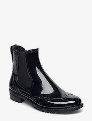 Billi Bi - Rain Boots - kalosze - black shiny 40 - 0