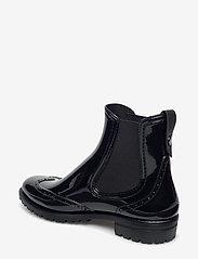 Billi Bi - Rain Boots - kalosze - black shiny 40 - 2