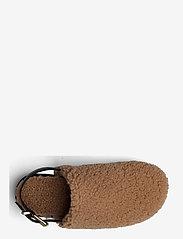 Billi Bi - Slipper  6070 - mules & slipins - nougat lamb/black sole 934 - 3