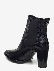 Billi Bi - Boots 7792 - enkellaarsjes met hak - black yango 10 - 2