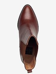 Billi Bi - Boots 7792 - enkellaarsjes met hak - cognac nut desire 85 - 3