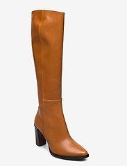 Billi Bi - Long Boots 7793 - lange laarzen - cognac 456 calf 85 - 0
