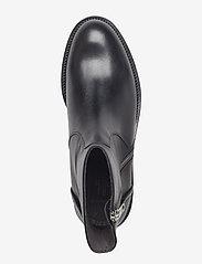 Billi Bi - Boots 813102 - platte enkellaarsjes - black calf 80 - 3