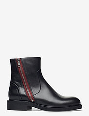 Billi Bi - Boots 83450 - chelsea boots - black calf /red zip 80 - 1
