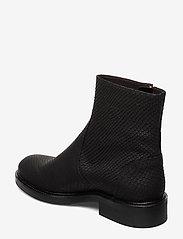 Billi Bi - Boots 83450 - chelsea boots - black snake/red zip 30 - 2