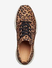 Billi Bi - Sport 8840 - chunky sneakers - leopardo suede 542 - 3
