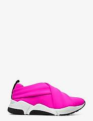 Billi Bi - Sport 8842 - slip-on sneakers - neon pink lycra 999 - 1