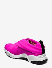 Billi Bi - Sport 8842 - slip-on sneakers - neon pink lycra 999 - 2